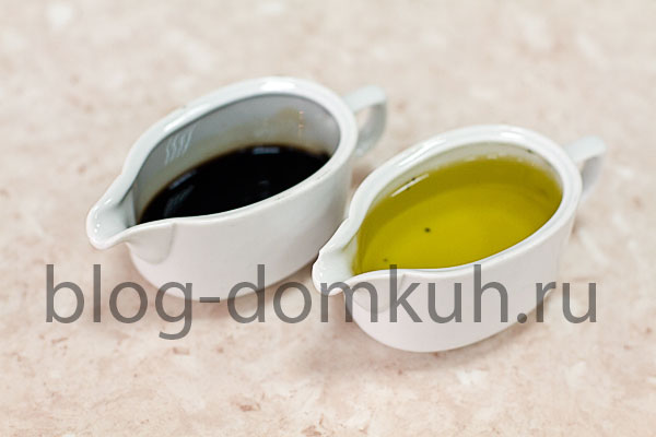 соус-масло