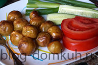 картошка-мини