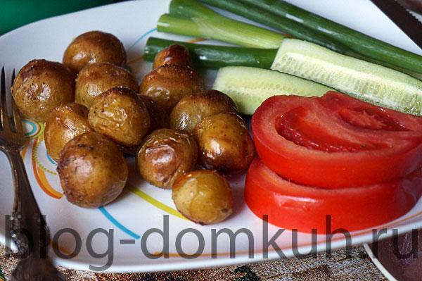 картошка-основной