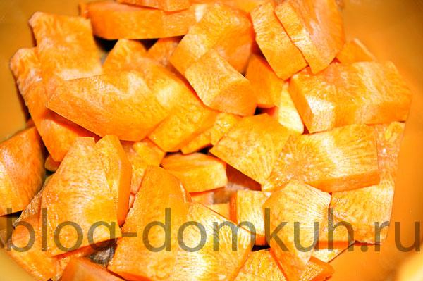 морковь-резаная