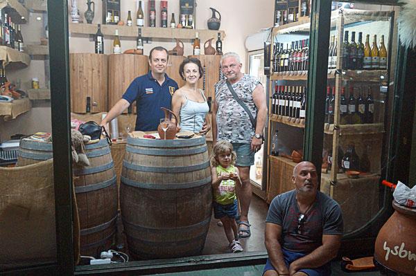 виноторговцы
