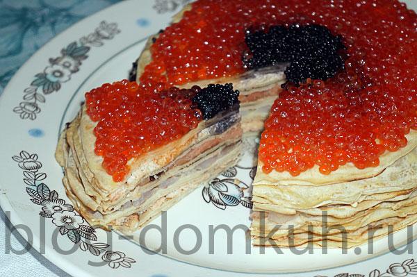 блин-пирог-разрез
