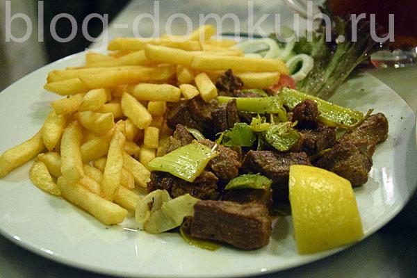 ностос-мясо