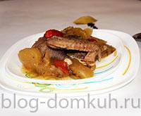 цесарка-овощи-мини
