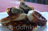 пирожки-черемша-мини