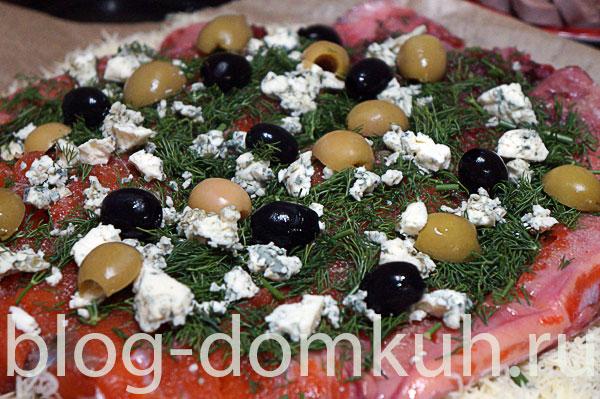 форель-оливки1