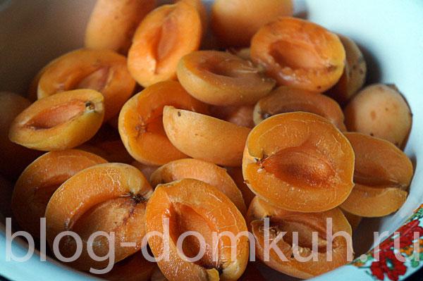 абрикосы-резаные