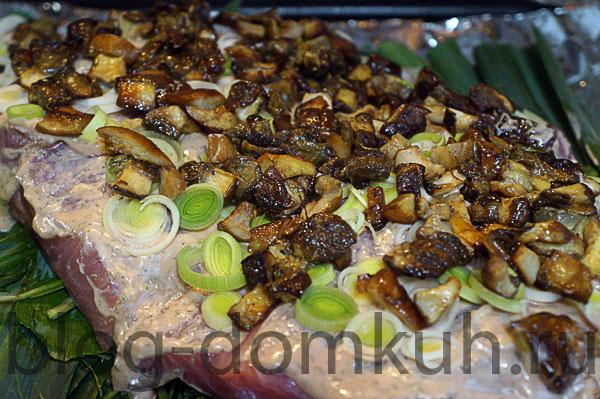 карп-грибы