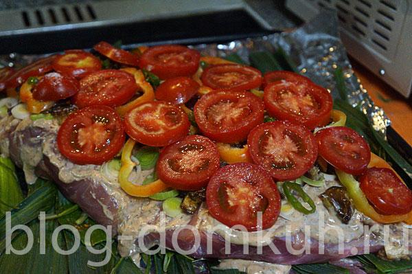 карп-помидоры