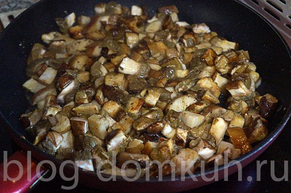грибы-жареные