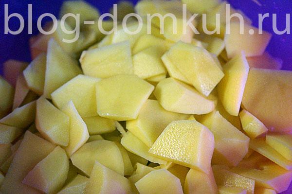 картошка-нарезанная