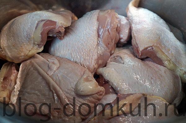 бедрышки-сырые