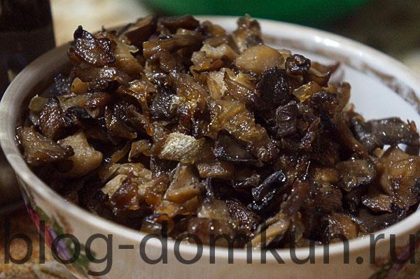 грибы-лук-жареные