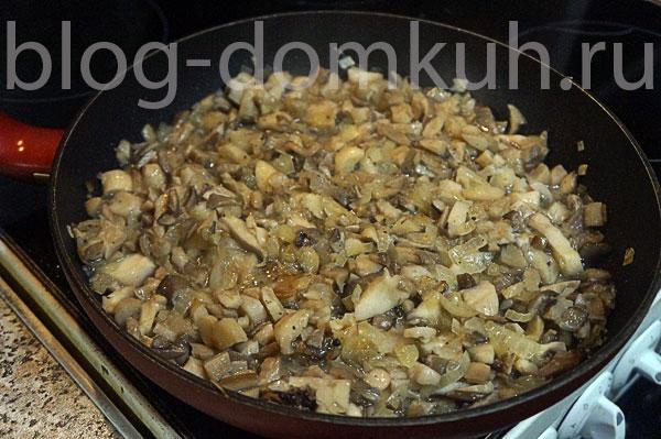 грибы-лук