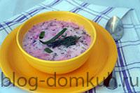 суп-айран-мини
