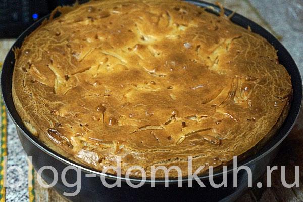 пирог-готов