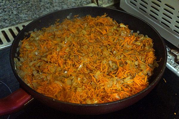 лук-морковь-жарим