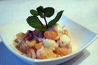 салат-мандарины-хурма-мини