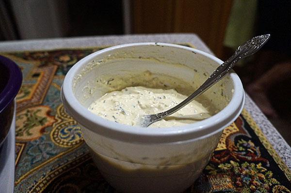 сырники-тесто