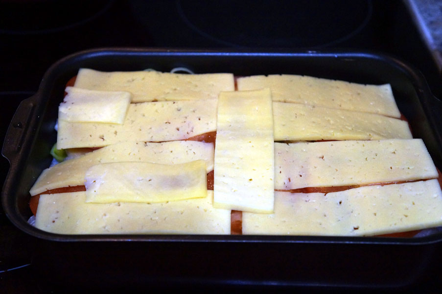 пикша-сыр-противень