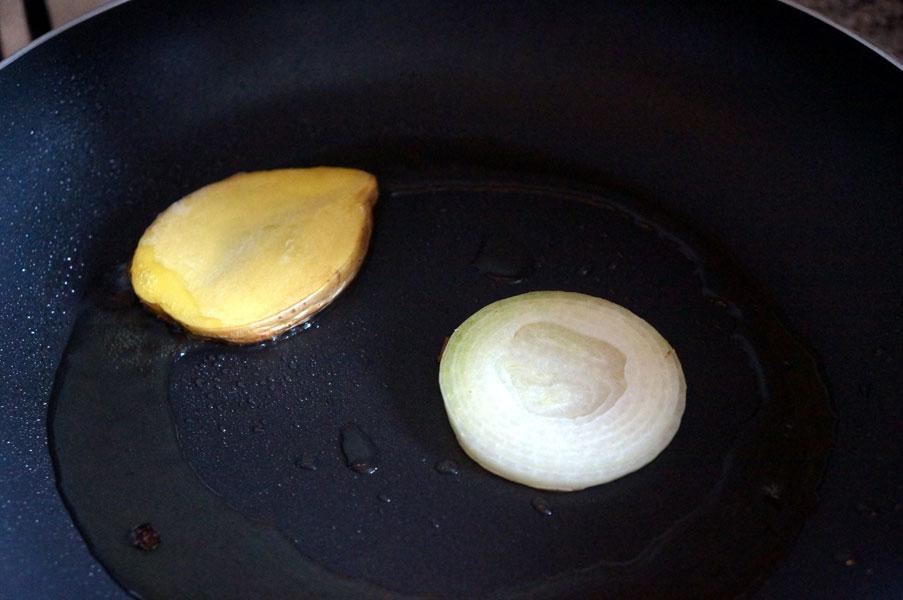 картошка-лук
