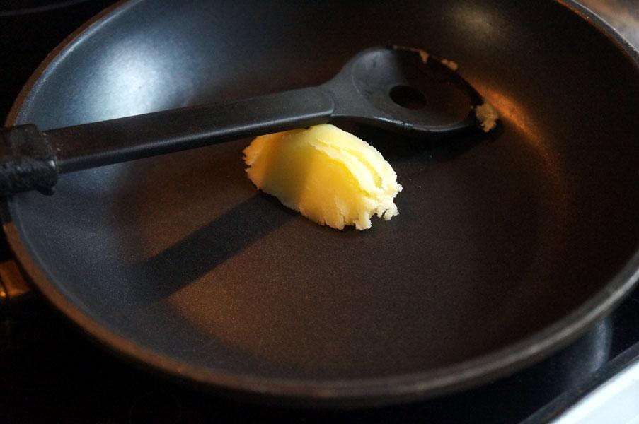 масло-сковорода