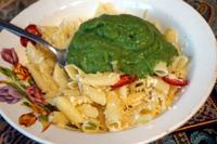 паста-брокколи