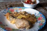 голени-блюдо-мини
