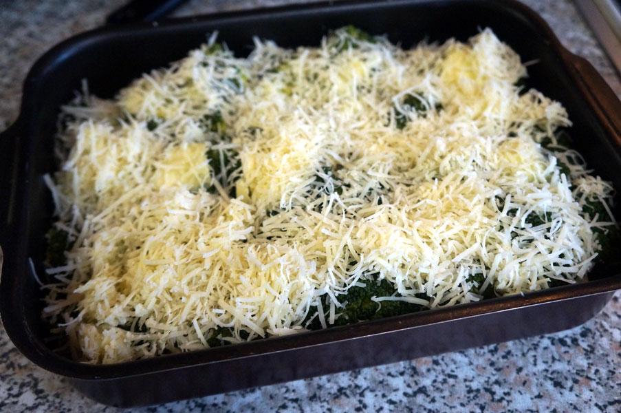 брокколи-сыр
